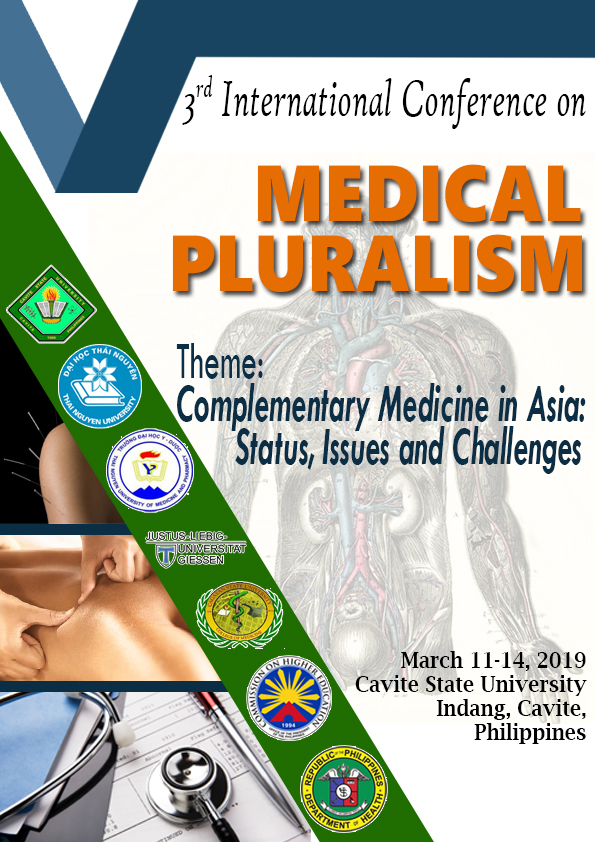 Medical Pluralism (Front Cover)